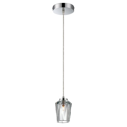 Alternating Current Ginsu 1-Lt Mini Pendant
