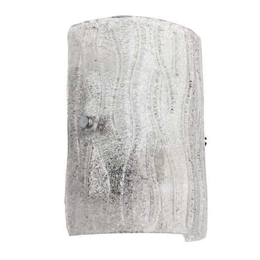 Alternating Current Brilliance 1 Light Wall Sconce