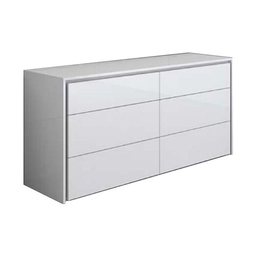 Zen 6 Drawer Dresser