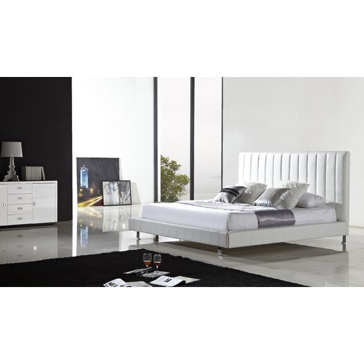 Casabianca Furniture Amalfi King Platform Bed