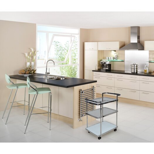 Casabianca Furniture Ferrara Kitchen Cart