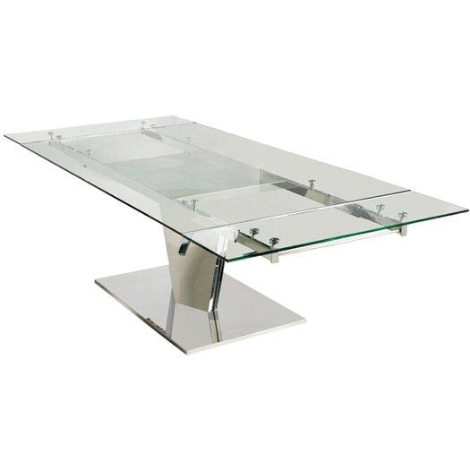 Casabianca Furniture Diamond Dining Table