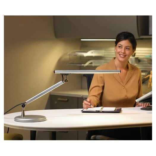 "Steelcase Personal Underline Task 20"" H Table Lamp"