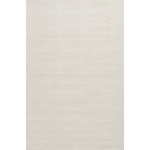 Jaipur Rugs Metro Ivory/White Solid Rug