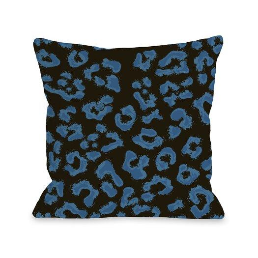 One Bella Casa Chester Cheetah Pillow