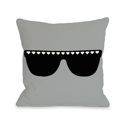 One Bella Casa Diamond Sunglasses Pillow