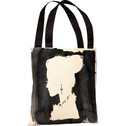 One Bella Casa Oliver Gal Beaute Tote Bag