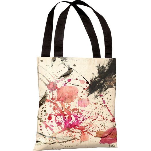 One Bella Casa Oliver Gal Dawn of Times Tote Bag