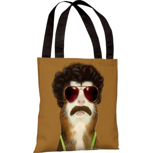 One Bella Casa Pets Rock Kazak Tote Bag