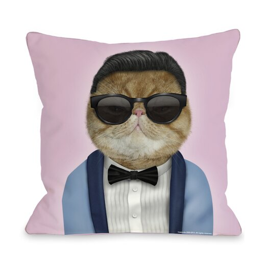One Bella Casa Pets Rock Korea Pillow