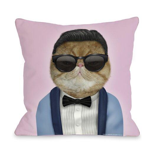 One Bella Casa Pets Rock Korea Pillow