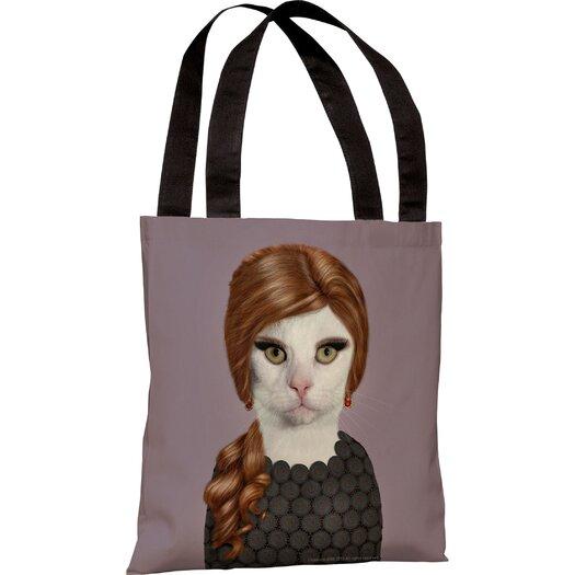 One Bella Casa Pets Rock Songbird Tote Bag