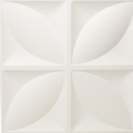 Inhabit Wall Flats Chrysalis Geometric Tile Wallpaper