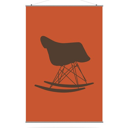 Inhabit Modern Classics 1948 Slat Wall Hanging