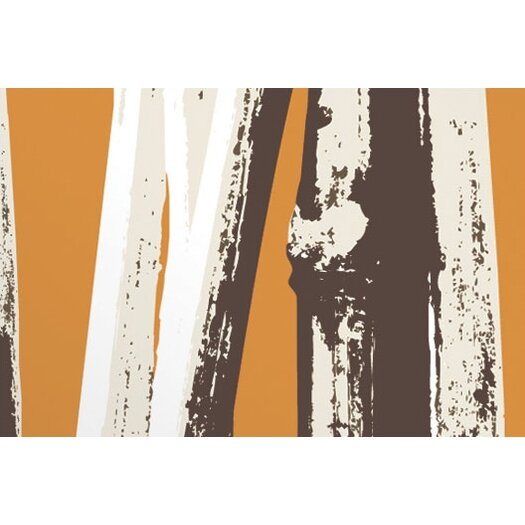 Inhabit Botanicals Bamboo Stretched Graphic Art on Canvas