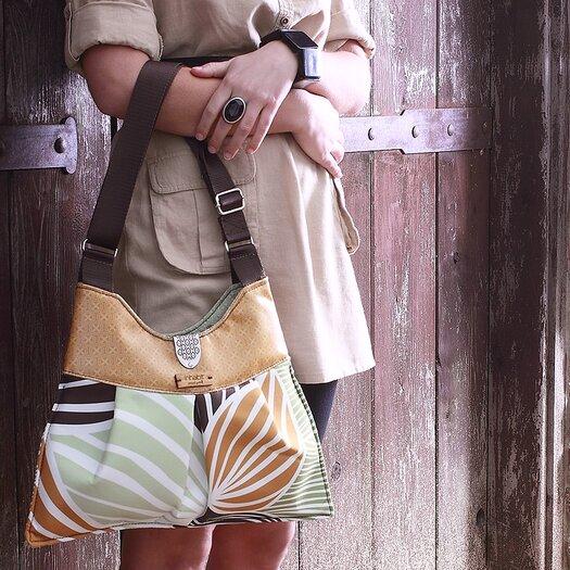 Inhabit Kennedy Leaf Shoulder Bag