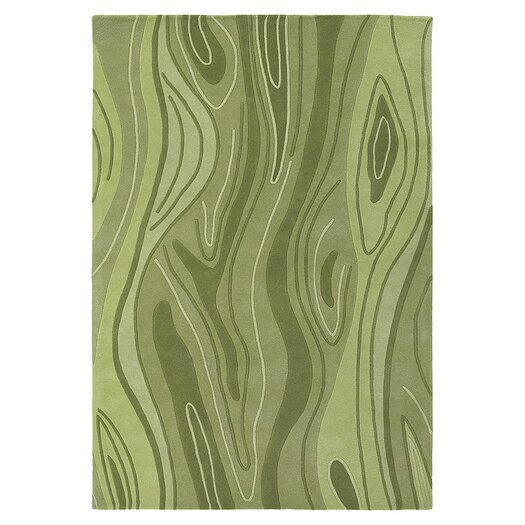 Madera Rug in Grass
