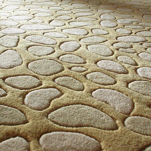 Inhabit Pumice Stone Rug in Sand
