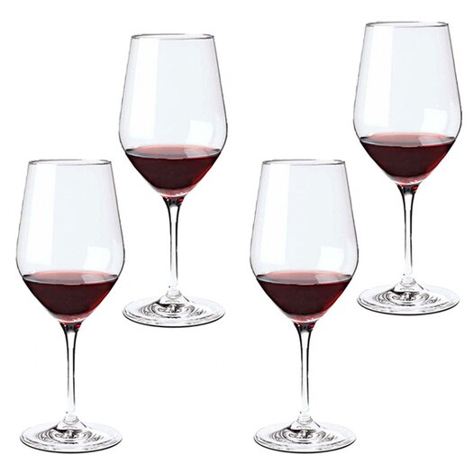 Wine Enthusiast Fusion Classic Red Wine Glass
