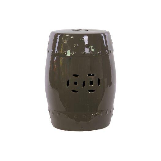 Urban Trends Ceramic Garden Stool I