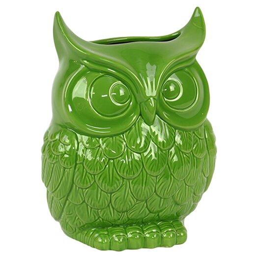 Urban Trends Ceramic Owl VIII