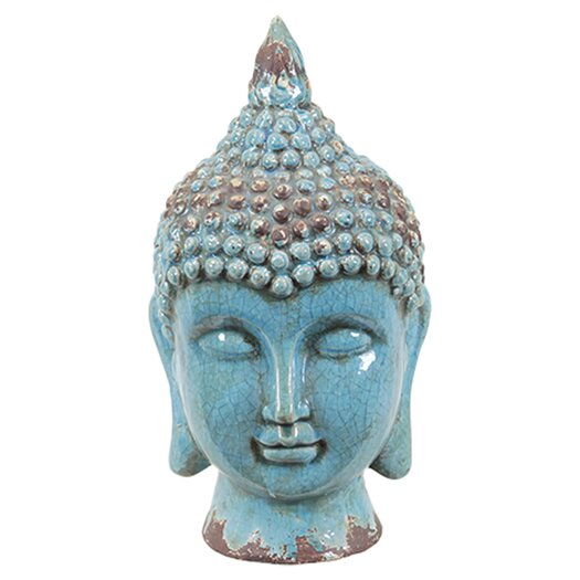 Urban Trends Ceramic Buddha Bust
