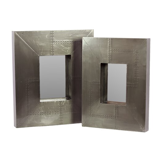 Urban Trends Home and Garden Accents Mirror Frame