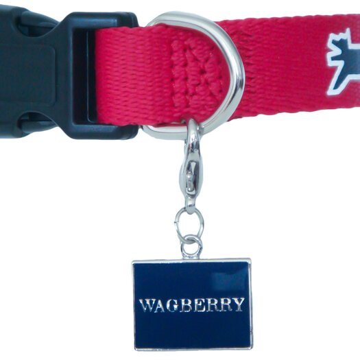 Wagberry Dog Charm