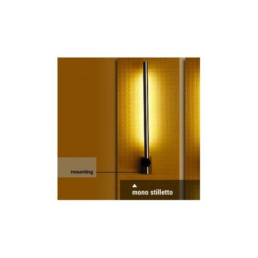LumenArt Stilletto Mono 1 Light Wall Sconce