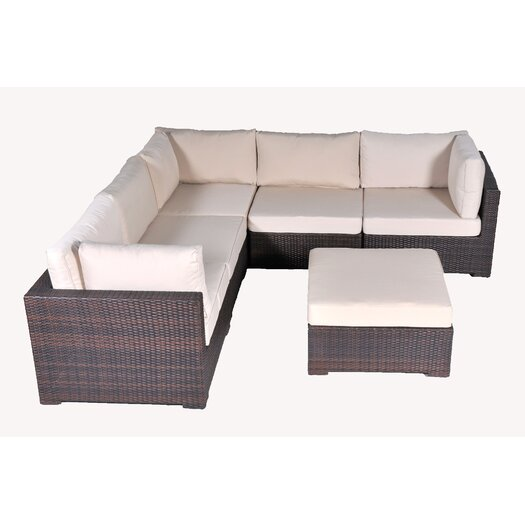 BOGA Furniture Sahara Sectional