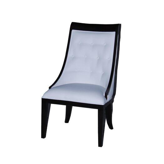BOGA Furniture Santorini Dining Side Chair (Set of 2)