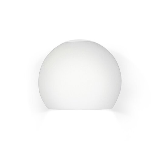 A19 Bonaire 1 Light Downlight Wall Sconce