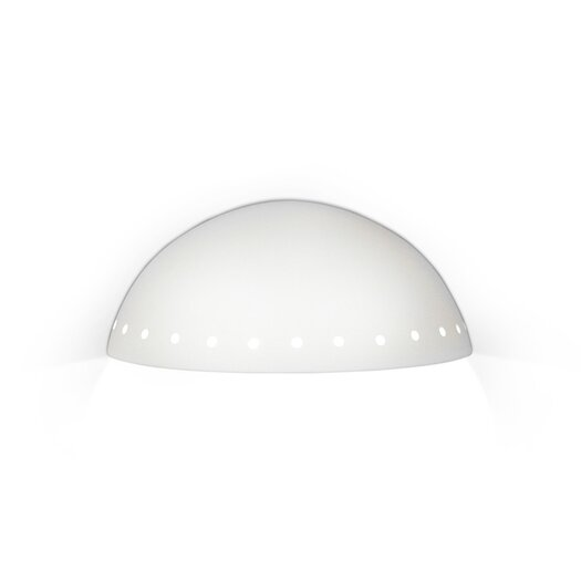 A19 Islands of Light Gran Cyprus Downlight 2 Light Wall Sconce