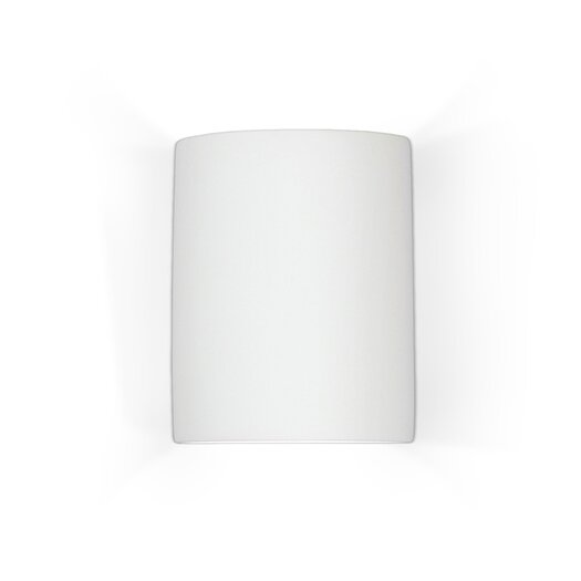 A19 Islands of Light Great Tilos 2 Light Wall Sconce