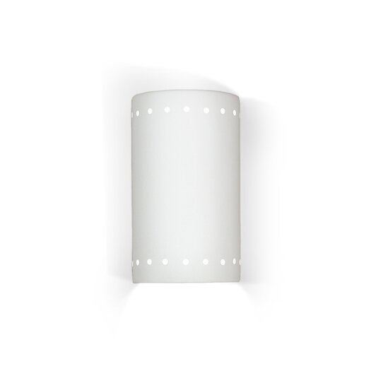 A19 Islands of Light Gran Delos ADA 1 Light Wall Sconce