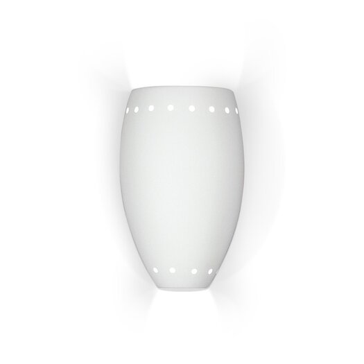 A19 Barbados 1 Light Wall Sconce