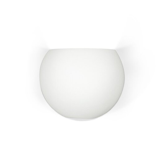 A19 Bonaire 1 Light Wall Sconce