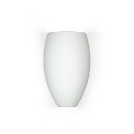 A19 Aruba 1 Light Wall Sconce