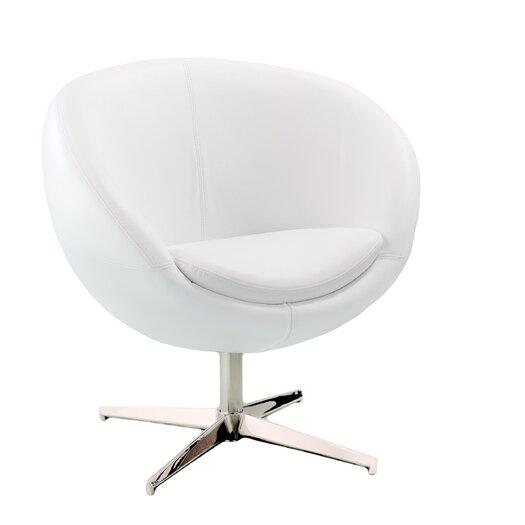 Home Loft Concept Barrel Lounge Chair