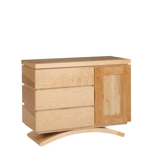 Capretti Design Milano 3-Drawer Cupboard