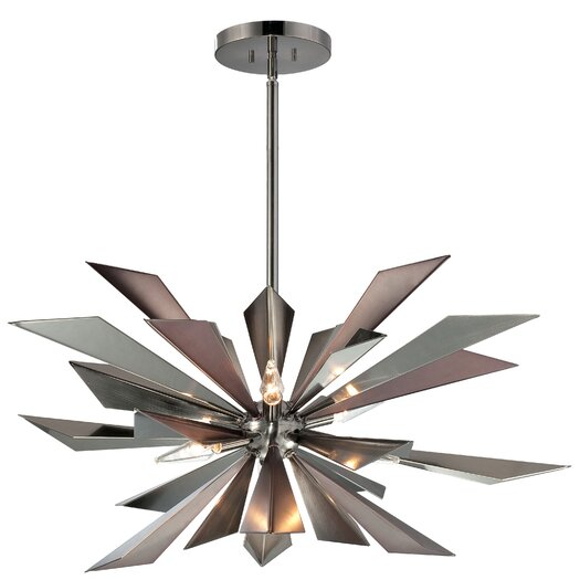 Crystorama Galaxy 7 Light Chandelier