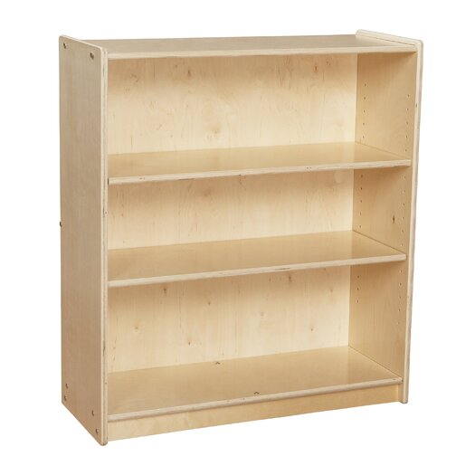 "Wood Designs Contender Baltic 33.87"" Bookcase"