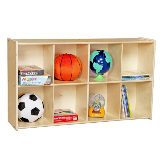 Wood Designs Contender Knapsack 8 Compartment Cubby