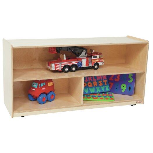 "Wood Designs 24"" Extra Deep Versatile Single Storage Unit"