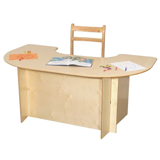 Wood Designs Group Interaction Table