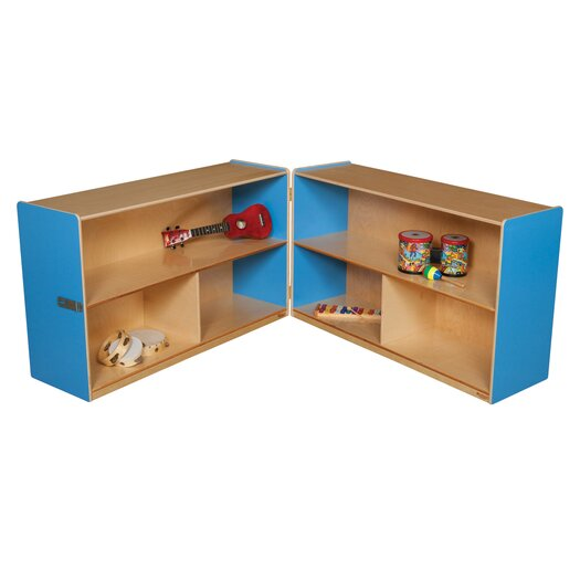 Wood Designs Versatile Folding Storage Unit