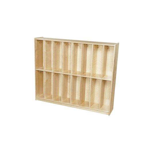 Wood Designs Contender Baltic Twin Trim Locker