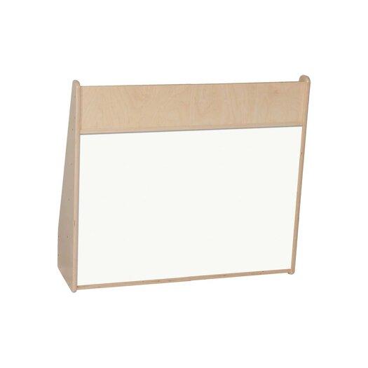 Wood Designs Flush Marker Board Book Display