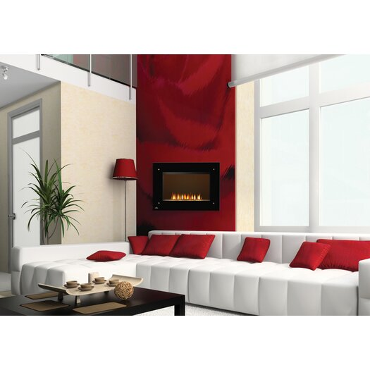 Napoleon Wall Mount Electric Fireplace
