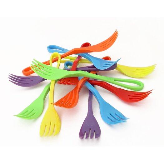 Knork 12-Piece Outdoor Fork Set